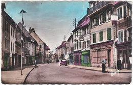 70. Pf. HERICOURT. La Grande-Rue - France