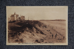 PENTHIEVRE - Le Boulevard Et La Plage - France