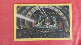 Interior Radio City Music Hall New York > New York City  Has United Nations  Stamp & Cancel Ref 2569 - Other