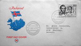 Iceland 1979  MiNr.545 ( Lot 3005 ) - FDC