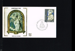 Religion - Paintings & Sculptures - FDC Ireland 1982 [EG008]