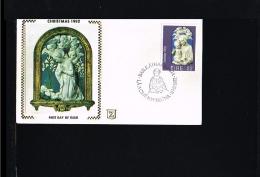 Religion - Paintings & Sculptures - FDC Ireland 1982 [EG009]