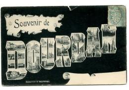 C 24   DOURDAN SOUVENIR DE 1908 - Dourdan