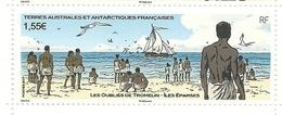 2017-  Les Oubliés De Tromelin - îles Eparses - Terres Australes Et Antarctiques Françaises (TAAF)