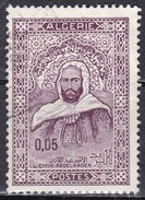 Algeria, 1967/1971 - 5c Abd-el-Kader - Nr.382 Usato° - Algeria (1962-...)