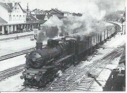 04 - 230 D 91 A ETAPLES - 1964 ( TRAIN- LOCOMOTIVE ) - Etaples