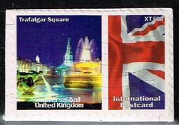 GB Universal Mail, Michel# O Trafalgar Square - Universal Mail Stamps