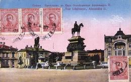 Carte Postale Sofia Bulgarie София Българи&#x44F - 1909-45 Kingdom