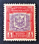 ARMOIRIES 1901 - NEUF ** - YT 102 - MI 93 - Dominicaine (République)