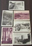 Lot De 6 Cartes Postales Afrique Du Nord Non-circulées - Cartoline