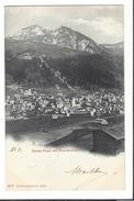 16777 - Davos Platz Mit Schiahörner - GR Grisons