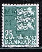 Dänemark 2010, Michel#  1619 O Coat Of Arms