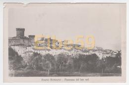 Italia, Fiano Romano (Roma), Panorama Dal Lato Sud, Nuova - Italia