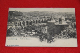 Luxembourg Vallée De Clausen Primi Anni 1900