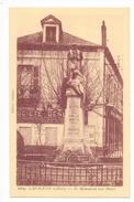 LAPALISSE  (cpa 03)   Le Monument Aux Morts -   - L 1 - Lapalisse