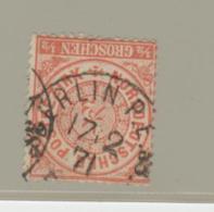 NdpMi.Nr.15  /  NORDDEUTSCHER POSTBEZIRK -  BERLIN P.E. Einkreis, 17.2.71 - North German Conf.