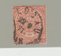 NdpMi.Nr.15 /   NORDDEUTSCHER POSTBEZIRK -  GLOGAU Einkreis 22.9.71 - North German Conf.