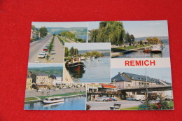 Luxembourg Remich Vedutine - Remich