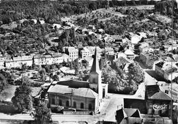 ¤¤  -  10761  -  CIREY-sur-VEZOUZE    -   Vue  Aérienne Sur La Ville  -  L'Eglise     -  ¤¤ - Cirey Sur Vezouze