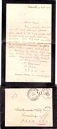 Brief Lettre - Haacht Aan Soldaat Wachtmeester Wolfs Uit Haacht - Mobilisatie 1939 + Enveloppe - Vieux Papiers