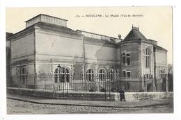 MOULINS  (cpa 03)   Le Musée (vue De Derrière)  -     - L 1 - Moulins