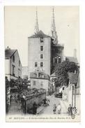 MOULINS  (cpa 03)   L'Ancien Château Des Ducs De Bourbon -    - L 1 - Moulins