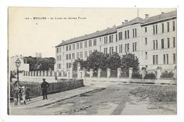 MOULINS  (cpa 03)  Le Lycée De Jeunes Filles -    - L 1 - Moulins