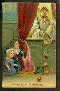 Saint Nicolas  Sint Niklaas  Sinterklaas - Saint-Nicholas Day