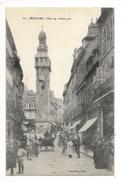 MOULINS  (cpa 03)   Rue De L'horloge -    - L 1 - Moulins