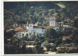 CPSM Santa Barbara's Magnificient Country Court House Timbre USA Gilbreth - Santa Barbara