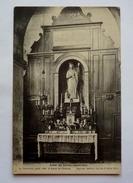 02 - ANIZY-LE-CHATEAU - église Sainte-Geneviève -autel De Sainte-Geneviève - Frankrijk