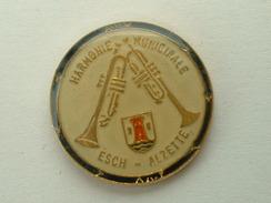 PIN'S HARMONIE MUNICIPALE - ESCH ALZETTE - LUXEMBOURG - Music