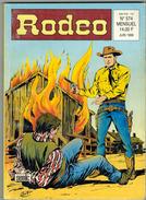 RODEO Edition SEMIC Mensuel N° 574 Juin 1999 - Rodeo