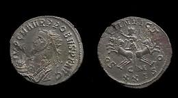 AURELIANUS DE PROBUS . (276 à 282) . - 5. L'Anarchie Militaire (235 à 284)