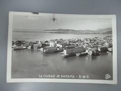CPA PHOTO LA CUIDAD DE PANAMA - Panama