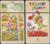 Lo Scarabeo - TAROCCHI FELICI . HAPPY TAROTS . 79 Carte - Passatempi Creativi