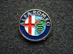 PIN´S ROND LOGO ALFA ROMEO - Alfa Romeo