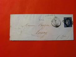 FRANCE COLLECTION 250 LETTRES CLASSIQUES DONT RARES ENTRE 1851 ET 1901 MAJ TB