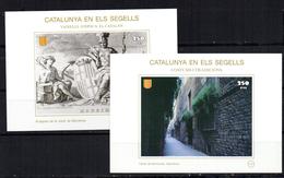 13 Hb Segells De Catalunya. - España