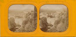 France, Sauveterre, Tissue, Pyrenées Atl. 64 - Stereoscoop