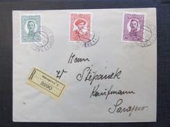 R-BRIEF Bosnien Militärpost Sarajevo   /// D*24449 - 1850-1918 Imperium
