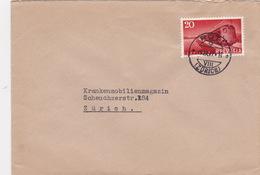 Brief Ab Rüti (br0630) - Schweiz