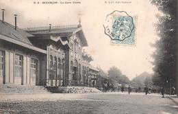 25 - Besançon - Belle Animation à La Gare Viotte - Besancon