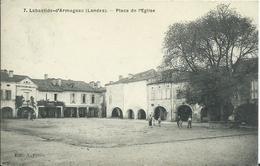 Labastide D'Armagnac,place De L'eglise - Mont De Marsan