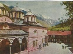 Rila Kloster - Rila Monastery.  Bulgaria.  # 06102 - Bulgaria