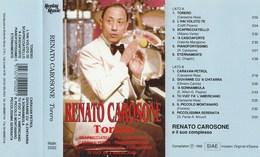 RENATO CAROSONE - TORERO - Cassette