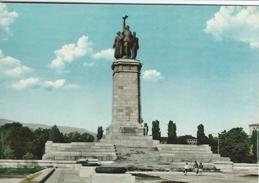 Sofia - Das Denkmal Der Sowjetarmee.   Bulgaria.  # 06103 - Bulgaria