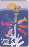 MAURITIUS ISL. - Painting 2, Chip GEM3.3,  Tirage %30000, 06/00, Used - Maurice
