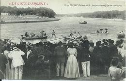 Capbreton Sur Mer,jeux Nautiques....fente - Capbreton
