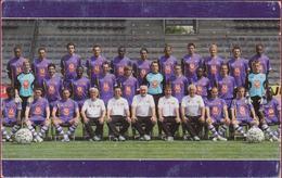 Germinal Beerschot Seizoen 2009 2010 Voetbalploeg Losada  Goor Malki McDonald Haroun De Decker Monteyne - Fussball